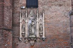 Eglise et ancien couvent des Minimes - Français:   Eglise des Minimes, Avenue des Minimes, Toulouse, France