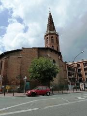 Eglise et ancien couvent des Minimes - Français:   Église des Minimes (Toulouse)