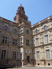 Hôtel d'Assézat et de Clémence Isaure -  Academie des Sciences (?), Toulouse