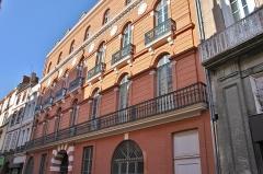 Hôtel Dassier - Français:   Hôtel Dassier, entre 1830 et1860, Toulouse.