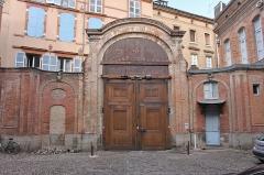 Hôtel de Puivert ou Puyvert - Français:   Hôtel de Puivert, 1755, Toulouse.