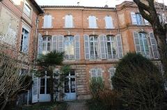 Hôtel de Puivert ou Puyvert - Français:   Hôtel de Puivert, XVIIIème siècle, Toulouse.