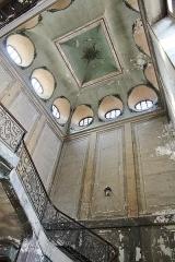 Hôtel de Puivert ou Puyvert - Français:   Cage d\'escalier de l\'hôtel de Puivert (18ème siècle)