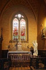 Eglise -  Chapel of John the Baptist.