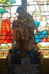 Eglise -  Déploration of Christ.