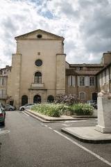 Couvent des Carmélites -  Bibliothèque municipale d'Auch (Couvent des Carmélites d'Auch) / Gers /  France