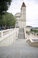 Tour du Sénéchal ou d'Armagnac -  Escalier monumental d'Auch / Gers /  France