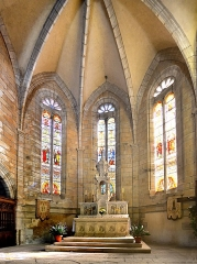 Eglise Saint-Pierre - Assier (Lot)