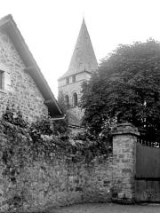 Eglise et son cloître -