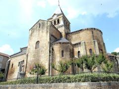 Eglise -  Vue extérieure