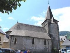Eglise Notre-Dame - Français:   Église Notre-Dame d\'Arreau (Hautes-Pyrénées)