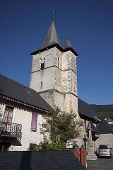 Eglise - Français:   Église Notre-Dame d\'Asté