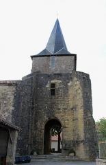 Eglise - Français:   Église Saint-Cyr-et-Sainte-Julitte de Castelnau-Rivière-Basse (Hautes-Pyrénées)