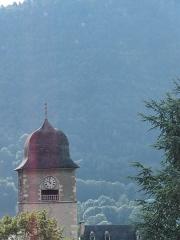 Eglise Saint-Brice Sainte-Catherine -   Guchen dans les   Hautes-Pyrénées  Occitanie