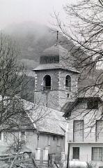 Eglise Saint-Brice Sainte-Catherine -  Église Sainte-Catherine de  Guchen.-  Hautes-Pyrénées  Occitanie