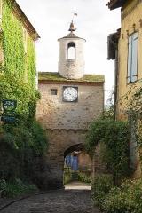 Porte de ville dite de l'Horloge -  DSC05977