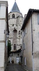 Ancienne église Saint-Martin - Français:   Sorèze - Église Saint-Martin - Le clocher