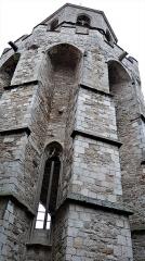 Ancienne église Saint-Martin - Français:   Sorèze - Église Saint-Martin - Les contreforts