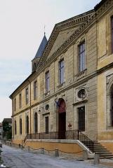 Ancienne église Saint-Martin - English: Sorèze, abbaye-école de Sorèze.