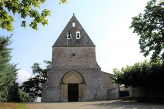 Eglise Saint-Séverin -  Église Saint-Séverin de Brassac (Tarn-et-Garonne)