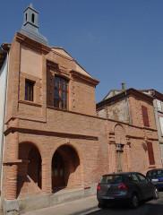 Immeuble dénommé Maison Italienne - Français:   Castelsarrasin - Maison italienne - Façade après restauration