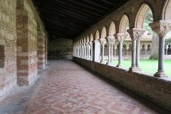 Eglise Saint-Pierre et son cloître - Français:   Église Saint-Pierre de Moissac, cloître