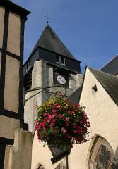 Eglise Saint-Martin - Deutsch: Aubigny-sur-Nère
