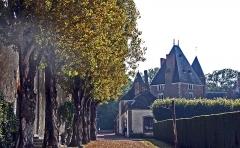Château - Deutsch: Schloss in Blancafort
