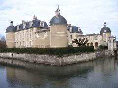 Château de la Ferté - English: The Ferté Castle, near Reuilly, Indre, France.