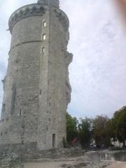 Château - Seule tour qui abrite le musée du chateau