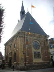 Ancien Hôtel-Dieu de Dreux - Français:   Chapelle de l\'Hôtel-Dieu de Dreux (Eure-et-Loir, France)
