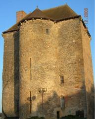 Maison - Français:   Château de La Châtre