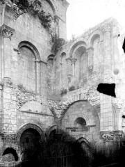 Ancienne abbaye Notre-Dame-du-Bourg-Dieu -