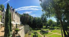 Château Gaillard - Français:   Domaine Royal Château Gaillard Amboise