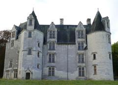 Château des Brétignolles - Français:   Château des Brétignolles