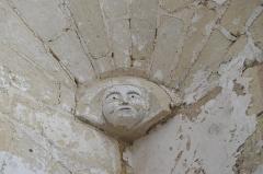 Eglise Notre-Dame - Deutsch:   Katholische Pfarrkirche Notre-Dame in La Celle-Guenand im Département Indre-et-Loire (Centre-Val de Loire/Frankreich)