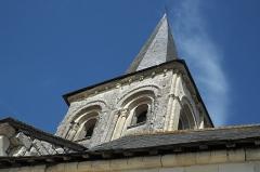 Eglise Notre-Dame - Deutsch:   Katholische Pfarrkirche Notre-Dame in La Celle-Guenand im Département Indre-et-Loire (Centre-Val de Loire/Frankreich), Turm