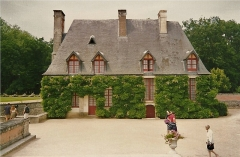 Domaine de Chenonceau - Français:   Château de Chenonceau (Indre-et-Loire) - la Chancellerie