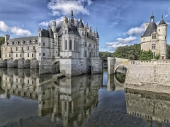 Domaine de Chenonceau - This building is indexed in the base Mérimée, a database of architectural heritage maintained by the French Ministry of Culture,under the reference PA00097654 .