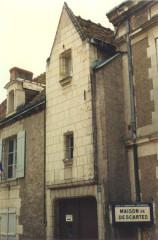 Maison natale de Descartes, actuellement Musée Descartes -  Descartes home