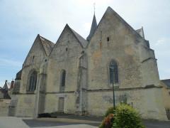 Eglise Saint-Vincent - Français:   extérieur