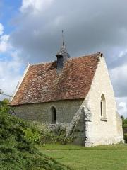 Chapelle de Tous-les-Saints - Français:   Chapelle de Tous les Saints (XIVe)