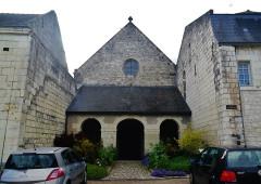 Eglise Notre-Dame - Deutsch:   Fassade der Kirche Unserer Lieben Frau, Rivière, Département Indre-et-Loire, Region Zentrum-Loiretal, Frankreich