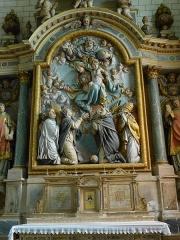 Eglise paroissiale Saint-Paterne - Français:   Vierge dans le Choeur