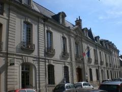 Chambre de Commerce - English: Hôtel du Commerce, Tours.