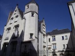 Hôtel - Français:   rue Bretonneau, hôtel XVe siècle, dit des seigneurs d\'ussé