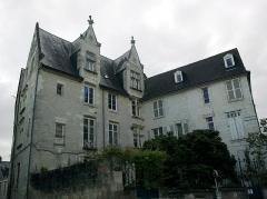 Ancienne maison canoniale -  Indre-Et-Loire Tours Place Gregoire De Tours Maison Canoniale 18052012