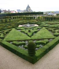 Eglise paroissiale Saint-Etienne - Deutsch:   Schloss Villandry