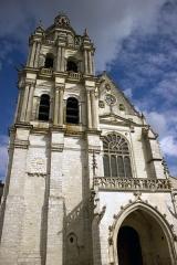 Cathédrale Saint-Louis - Cathédrale Saint-Louis de Blois dans le Loir-et-Cher (France)