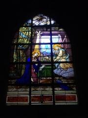 Eglise Saint-Saturnin - Français:   Église Saint-Saturnin de Blois (Loir-et-Cher, France), Annonciation